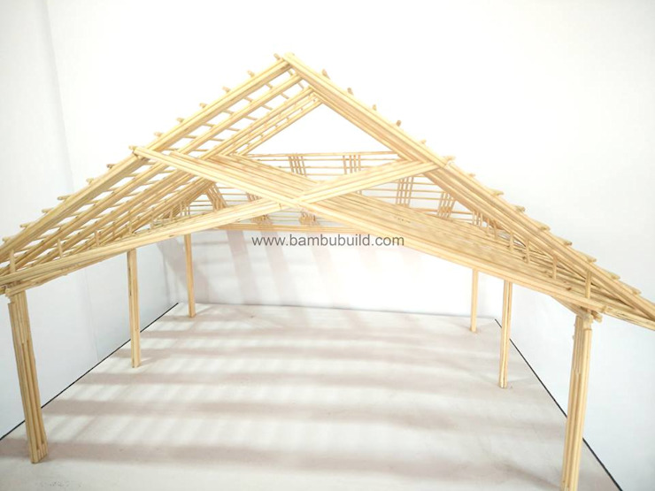 Mô hình tre - Bamboo Models bởi BAMBU