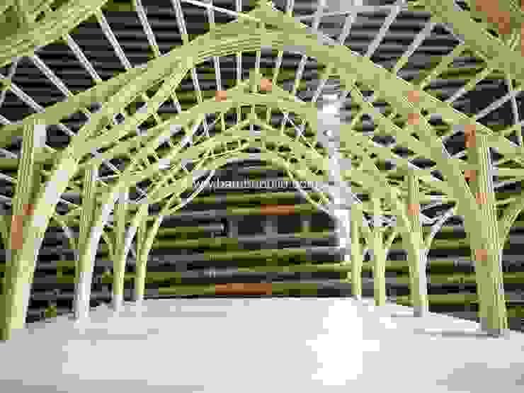 Mô hình tre – Bamboo Models bởi BAMBU