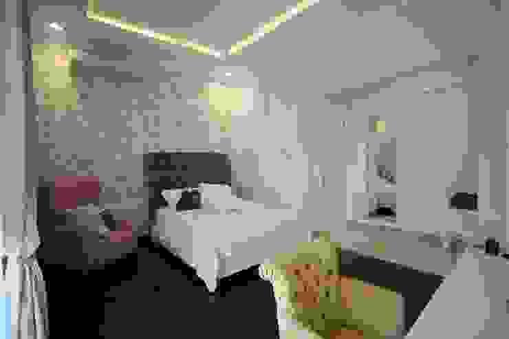 Wallpaper Dinding Oleh Exxo interior Klasik