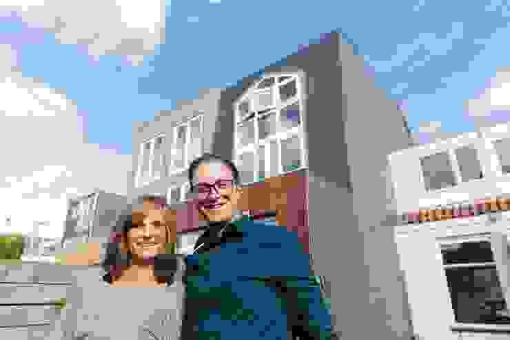 Woonhuis Marc & Manon Scandinavische huizen van Pellis Architectuur Scandinavisch Hout Hout
