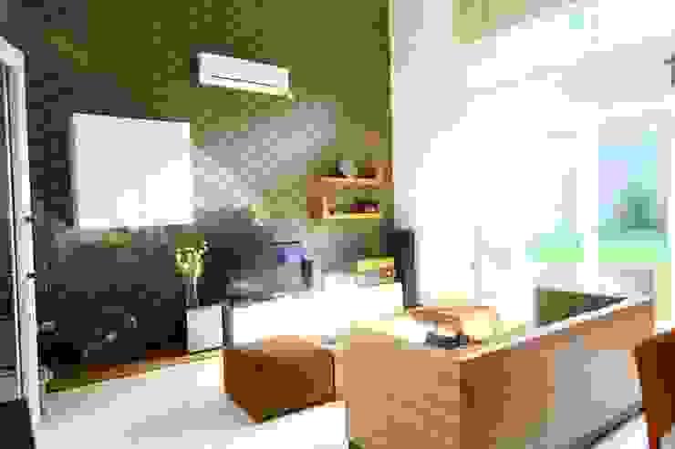 Penempatan Furnitur:modern  oleh Exxo interior, Modern