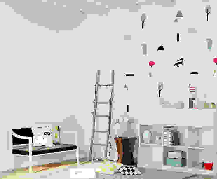 Humpty Dumpty Room Decoration Chambre bébé Multicolore