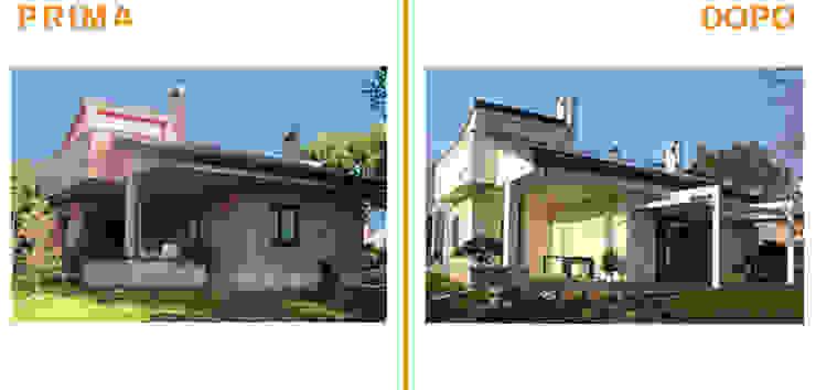 現代  by CDA studio di architettura, 現代風