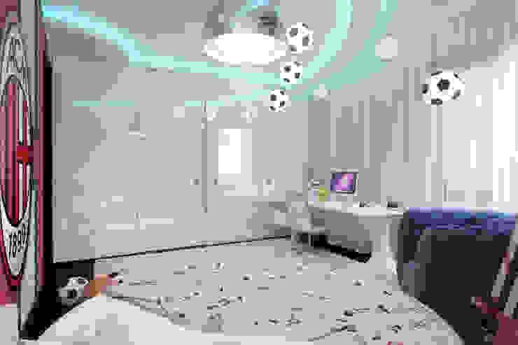Modern nursery/kids room by Вира-АртСтрой Modern
