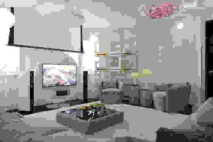Modern dining room by Вира-АртСтрой Modern