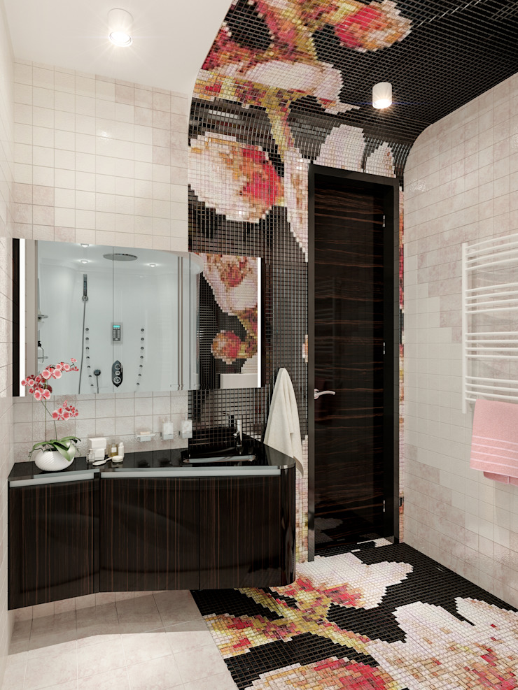Modern bathroom by Вира-АртСтрой Modern