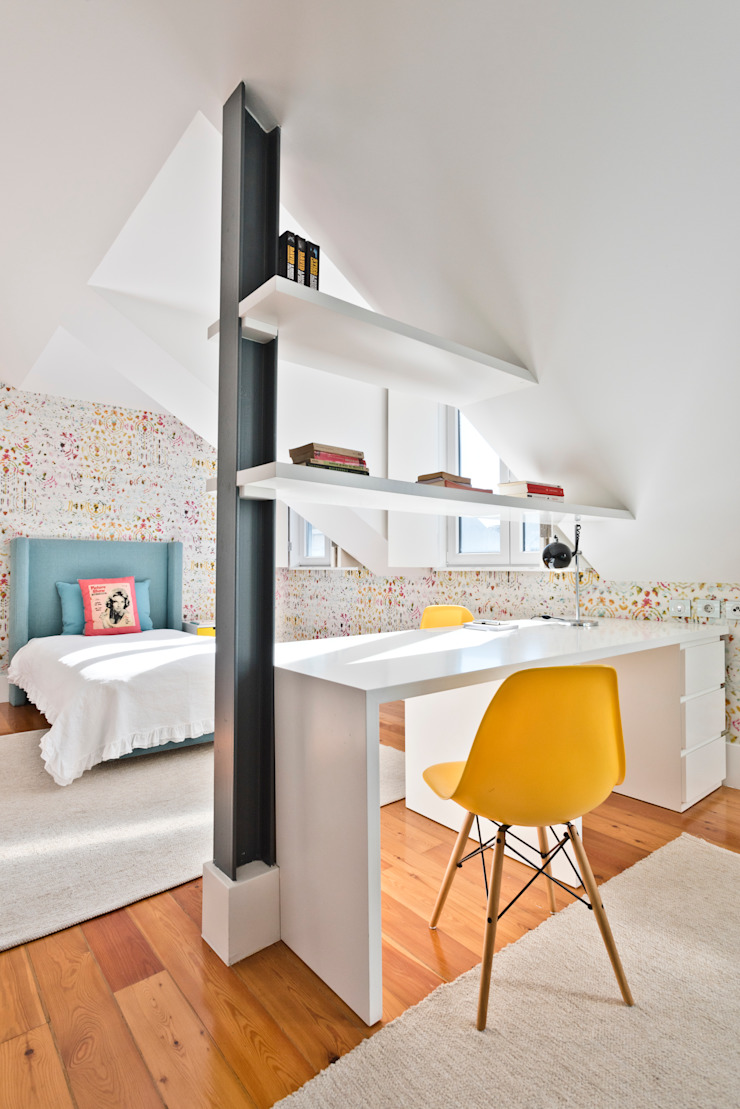 LAVRADIO DESIGN Modern style bedroom