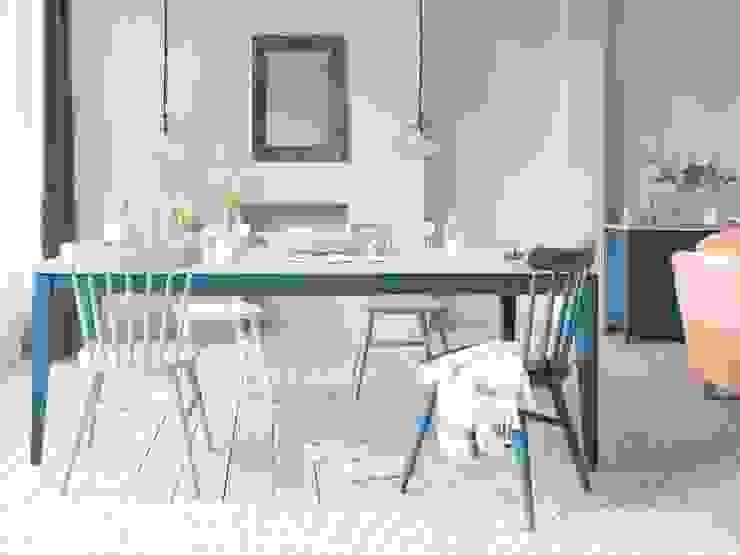 Park Up kitchen table: modern  by Loaf, Modern