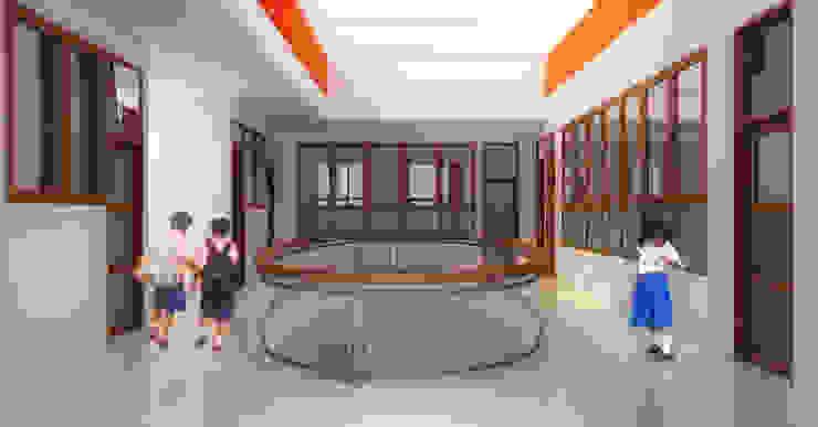 VINCENTIUS school Oleh GUBAH RUANG studio