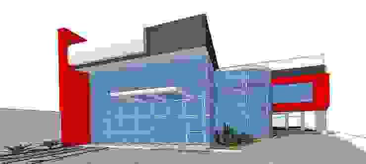 SUZUKI NJS showroom Oleh GUBAH RUANG studio