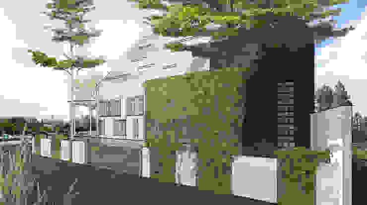 FC residence Oleh GUBAH RUANG studio