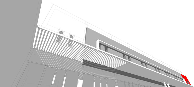 B shophouse Oleh GUBAH RUANG studio