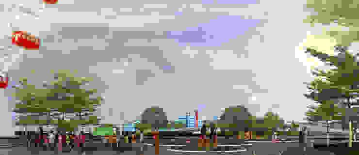 TEGAL LEGA park Oleh GUBAH RUANG studio