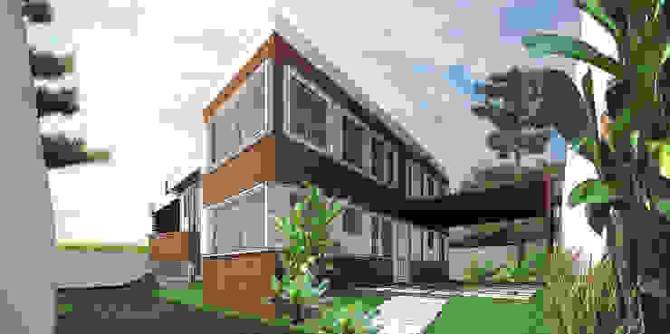 RAW House Oleh GUBAH RUANG studio