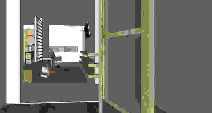 WB residence Oleh GUBAH RUANG studio