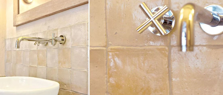 Handmade terracotta: Product of passion - Wall tiling Mediterrane congrescentra van Terrecotte Europe Mediterraan Tegels