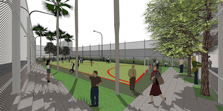 GCV Park Oleh GUBAH RUANG studio