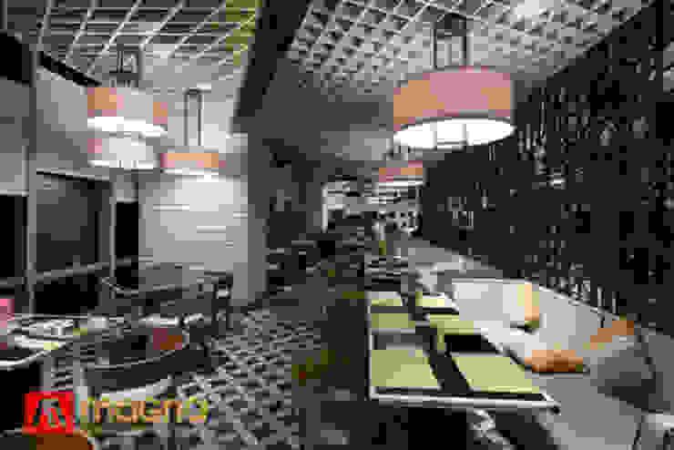 The Westin Hotel Gastronomi Minimalis Oleh Magna Mulia Mandiri Minimalis