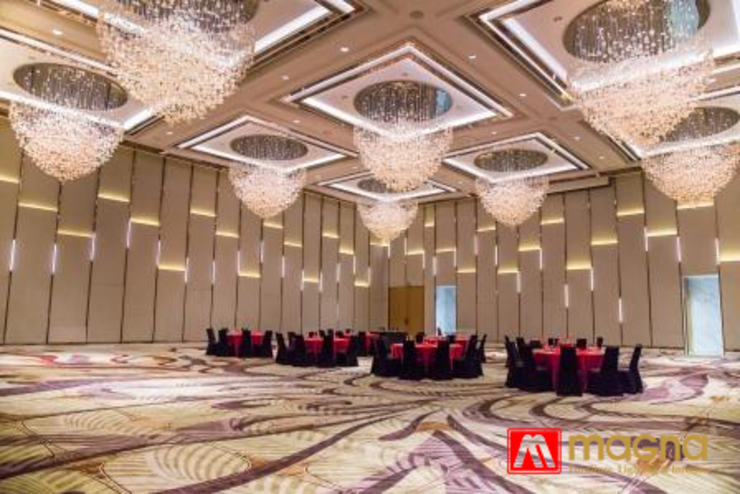 The Westin Hotel Pusat Konferensi Modern Oleh Magna Mulia Mandiri Modern