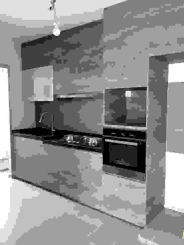 Kitchen cabinet by Fresh Look Interior Design Mediterranean Plywood