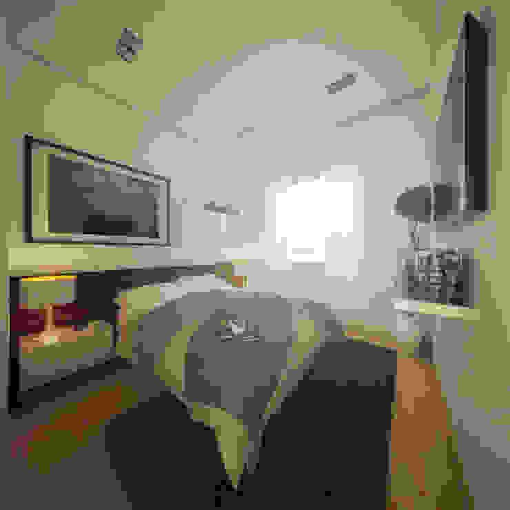 A Apartment Interior Oleh Gubah Ruang
