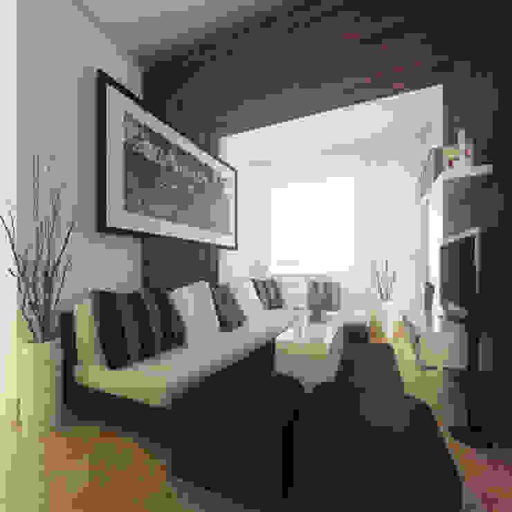 A Apartment Interior Oleh GUBAH RUANG studio