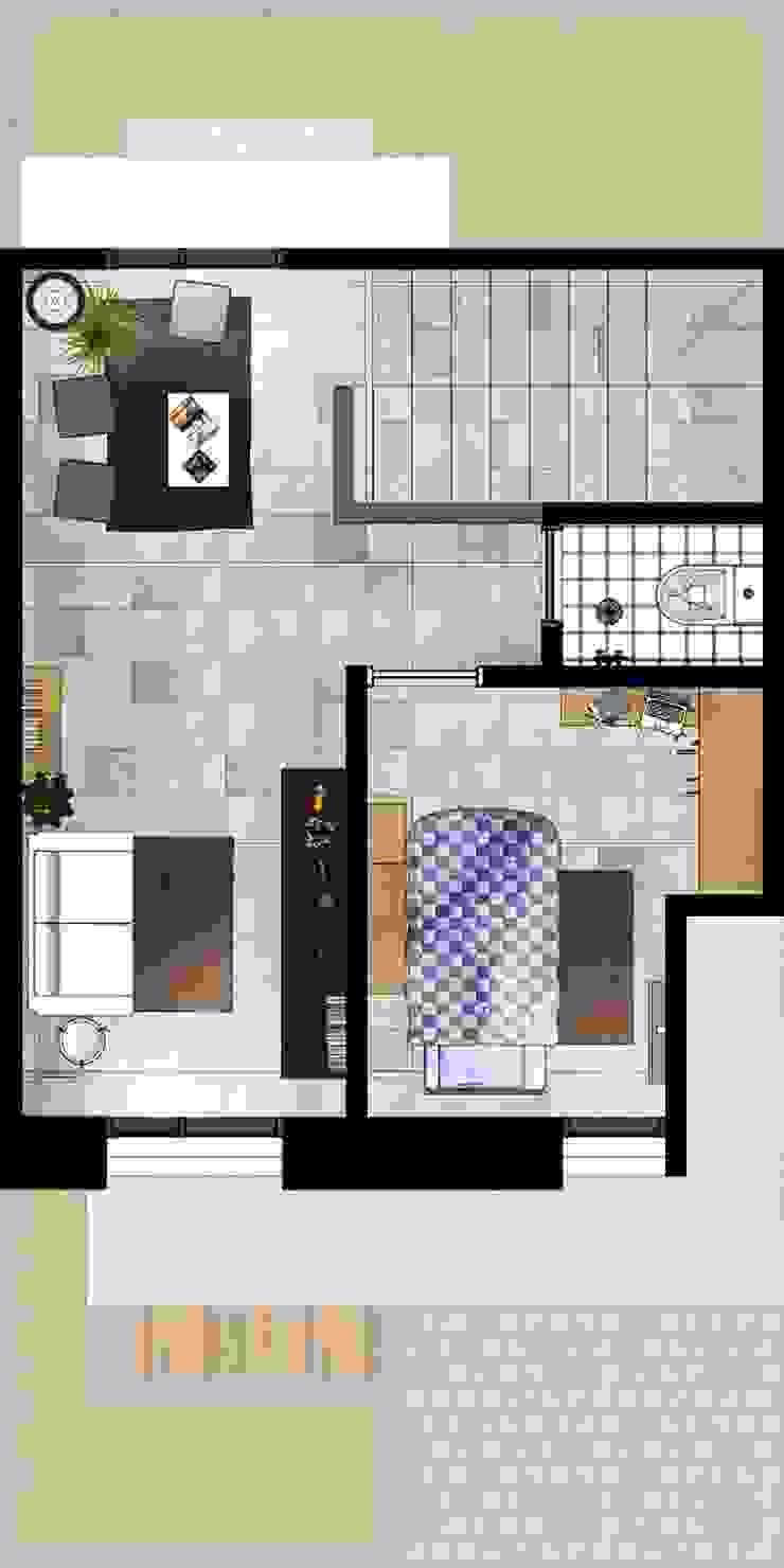 SR Residence Oleh GUBAH RUANG studio