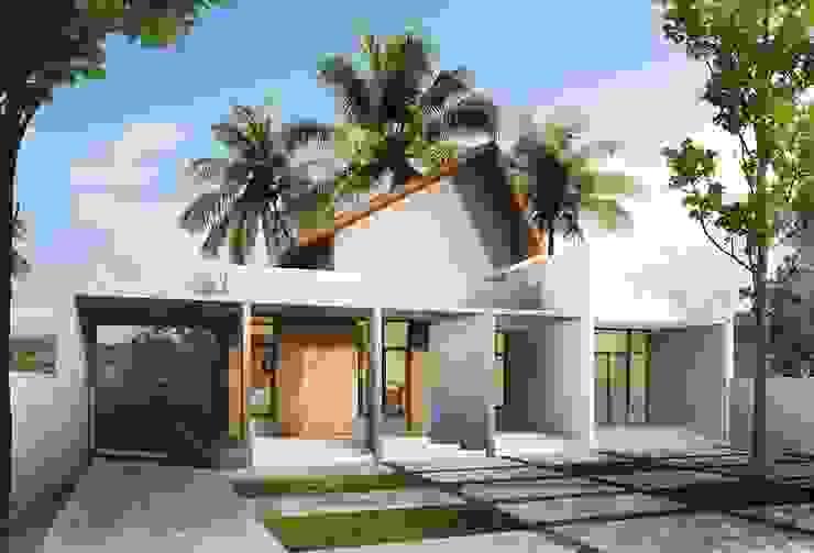 RT House Oleh GUBAH RUANG studio