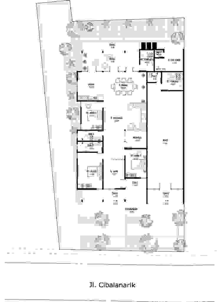 RT House Oleh Gubah Ruang