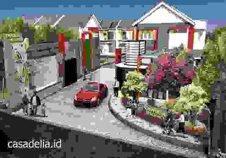ที่เรียบง่าย  โดย Casa Delia, มินิมัล