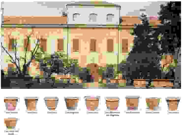 Handcrafted terracotta: product of passion - handmade terracotta pottery van Terrecotte Europe Mediterraan Aardewerk