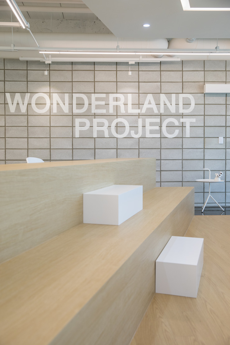 The Wonderland Project by 지오아키텍처 모던