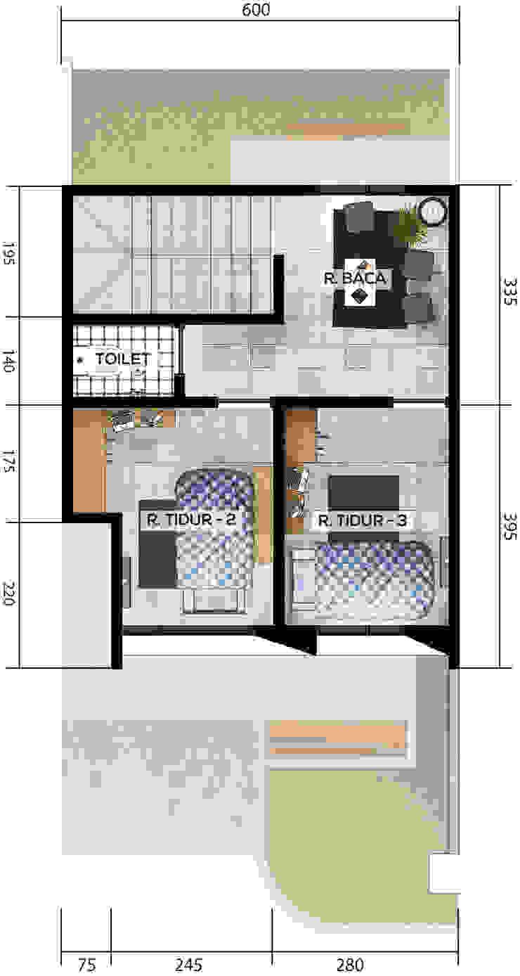 DRN Residence Oleh Gubah Ruang