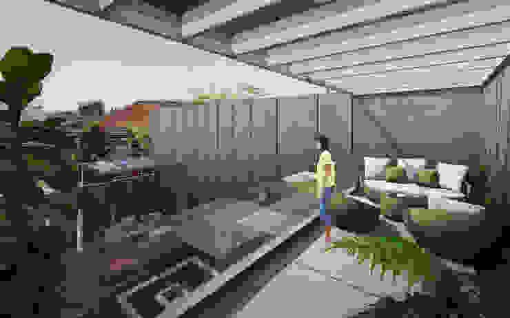 KAMANDAKA House Oleh GUBAH RUANG studio