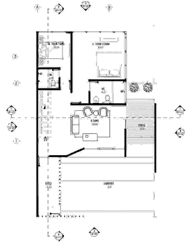 D-House Oleh Gubah Ruang