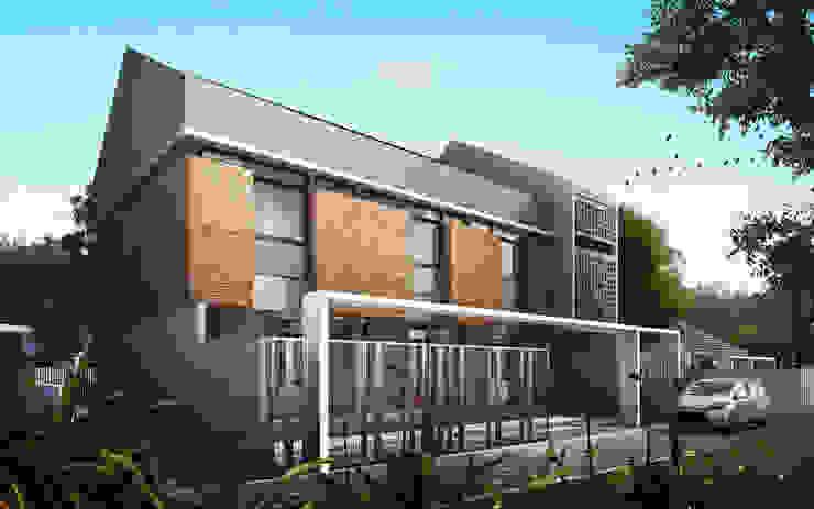 J N - Boarding House Oleh GUBAH RUANG studio