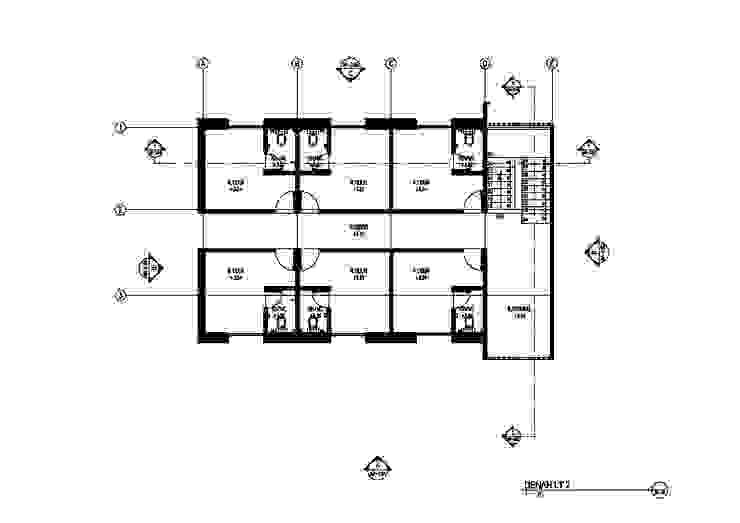 J N – Boarding House Oleh GUBAH RUANG studio