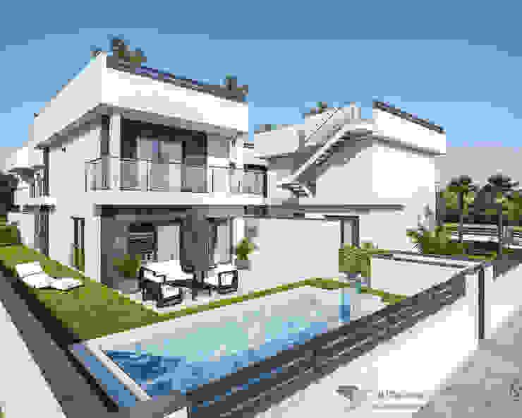 Villas by Pacheco & Asociados,