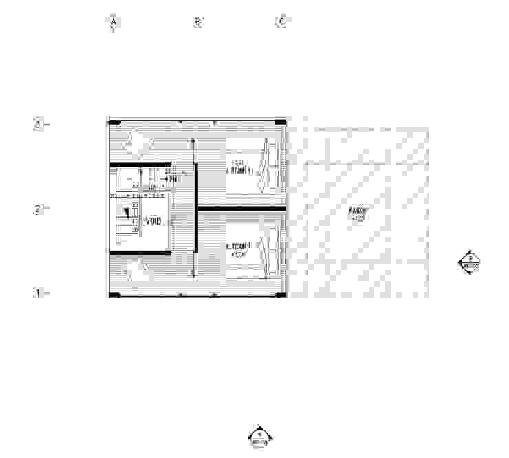 Tepi Laut – Home Stay Oleh GUBAH RUANG studio