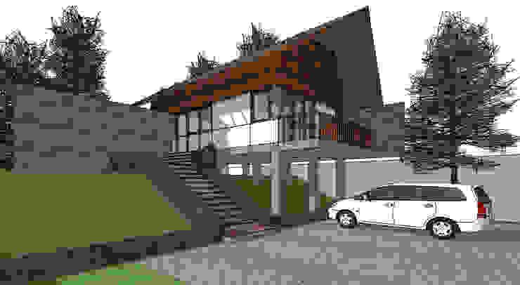 Bukit – Home Stay Oleh GUBAH RUANG studio
