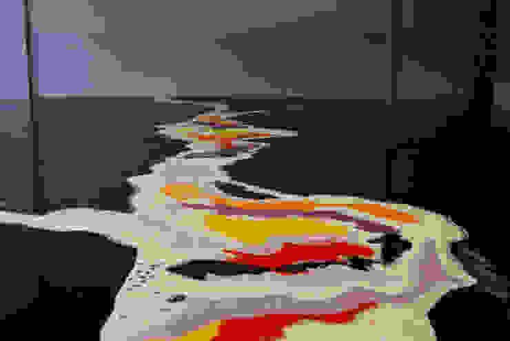Pavimento multicolore di Due Punto Zero Moderno