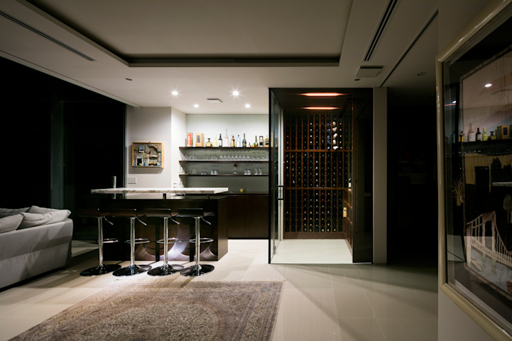Modern Home Wine Cellar by homify Modern