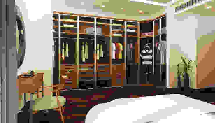 Nowoczesna garderoba od SIGMA Designs Nowoczesny