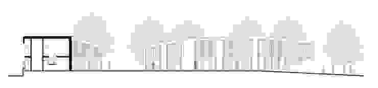 atelier architettura Modern Evler