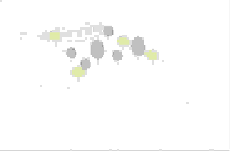 atelier architettura Modern Bahçe