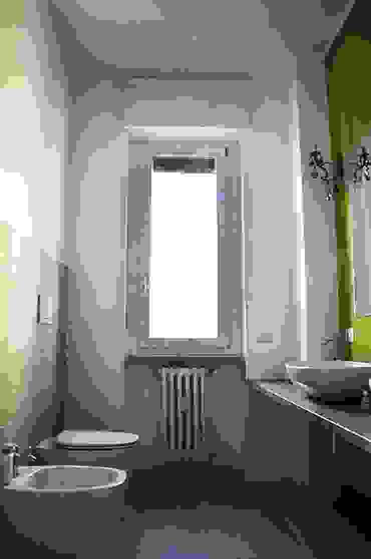 atelier architettura Salle de bain moderne