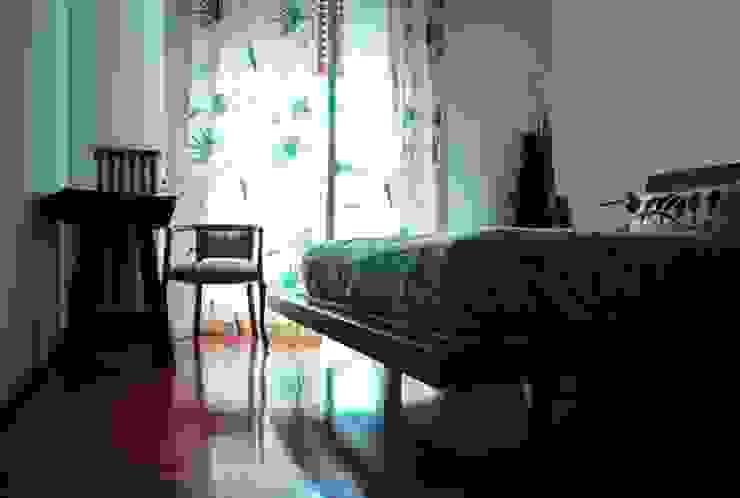 atelier architettura Modern style bedroom