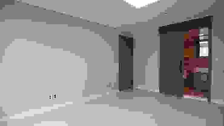 목동우림필유 모던스타일 미디어 룸 by interior 이유 모던