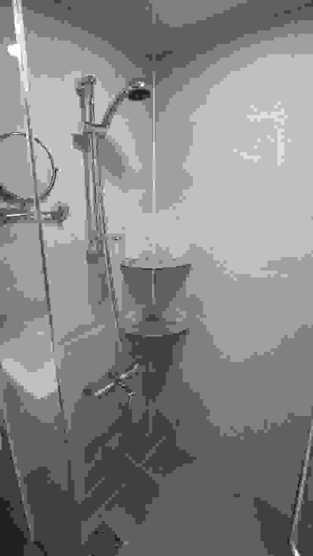 목동우림필유 모던스타일 욕실 by interior 이유 모던