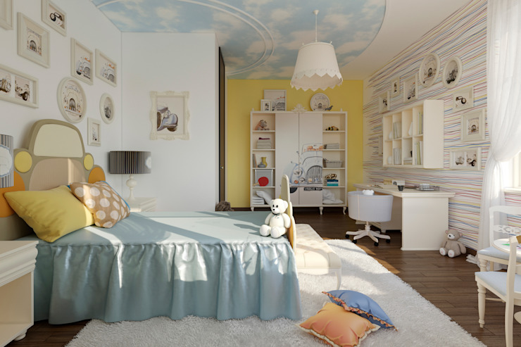 Вира-АртСтрой Nursery/kid's room